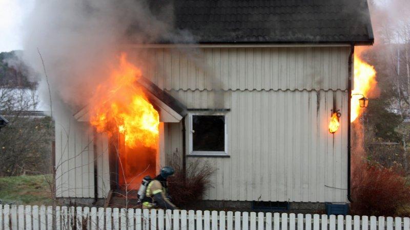 Brannfare ved feil lading av elbil