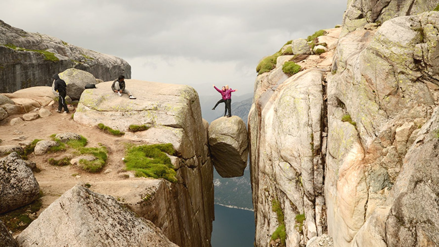 Norges ti mest populære fjellturer